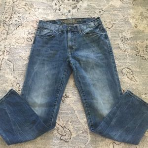 VERY GENTLY USED AMERICAN EAGLE JEANS